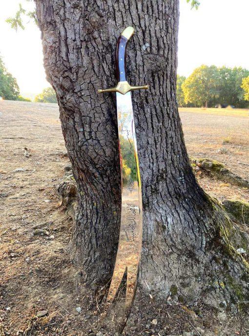 Dhulfiqar imam Ali Sword 1 510x687 - Dhulfiqar Sword