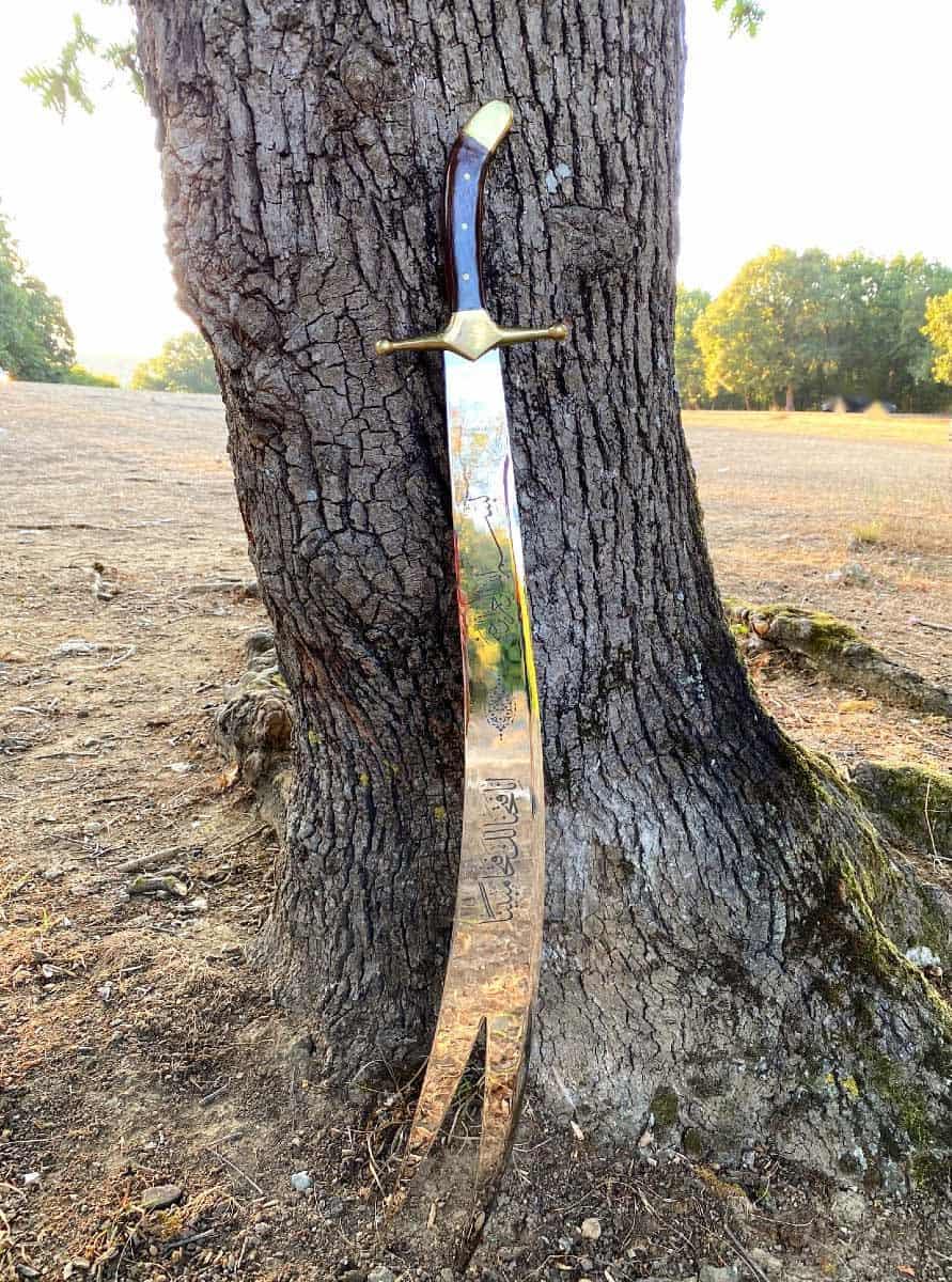 Dhulfiqar imam Ali Sword 1 - Dhulfiqar Sword