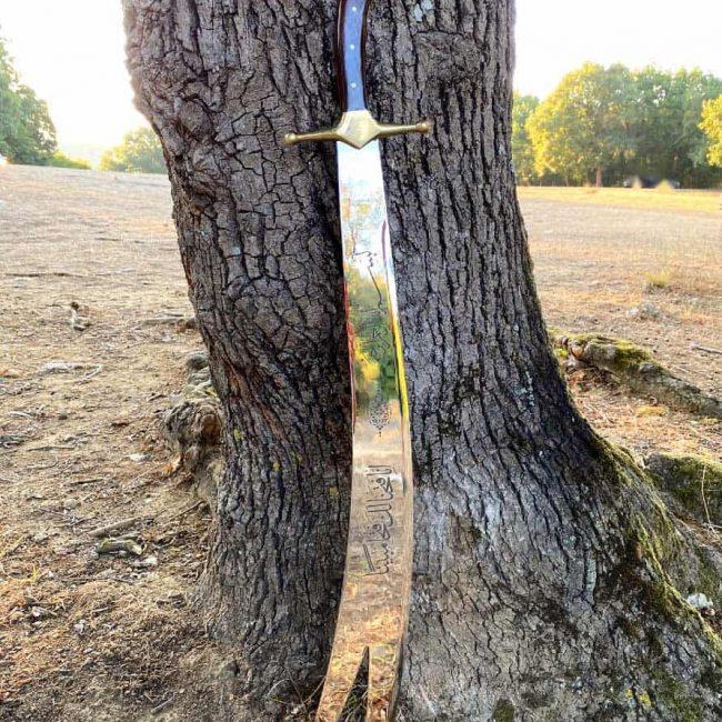 Dhulfiqar imam Ali Sword 650x650 - Dhulfiqar Sword
