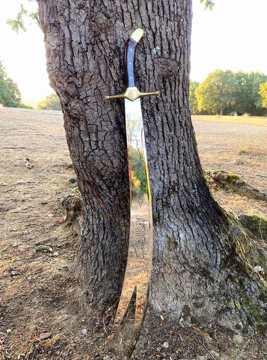 Dhulfiqar imam Ali Sword - Dhulfiqar Sword