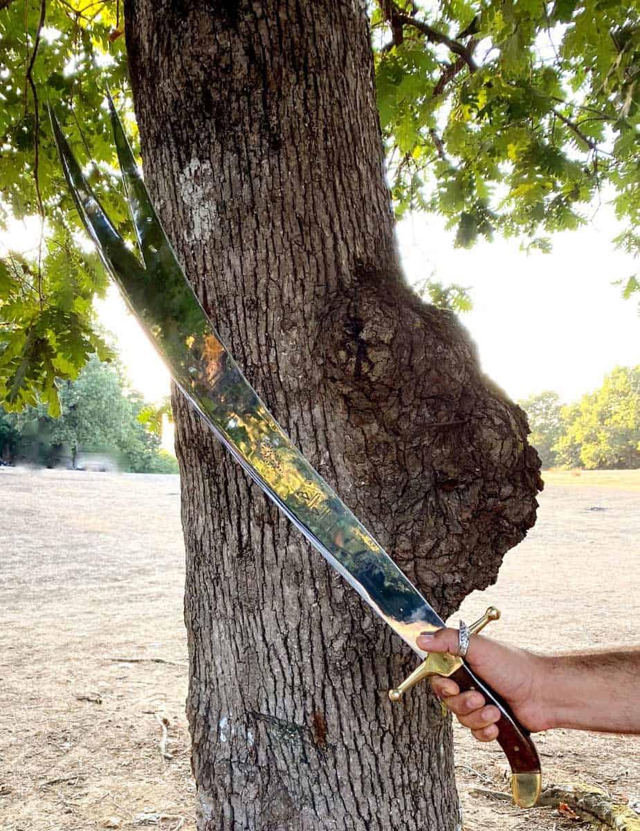 Dhulfiqar imam Ali Sword3 - Dhulfiqar Sword
