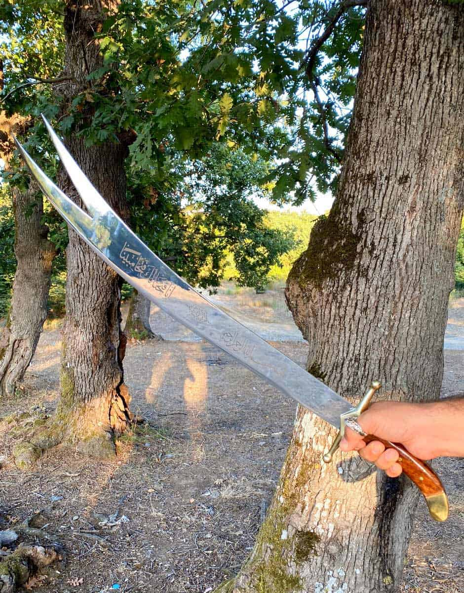 Dhulfiqar imam Ali Sword4 - Dhulfiqar Sword