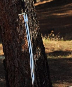 Dirilis sword with fuller 2 247x296 - Dirilis Ertugrul Sword With Fuller