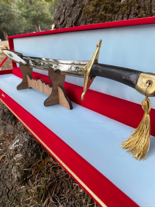 Resurrection Dirilis Ertugrul Sword 4 1 510x680 - Dirilis Ertugrul Sword With Fuller