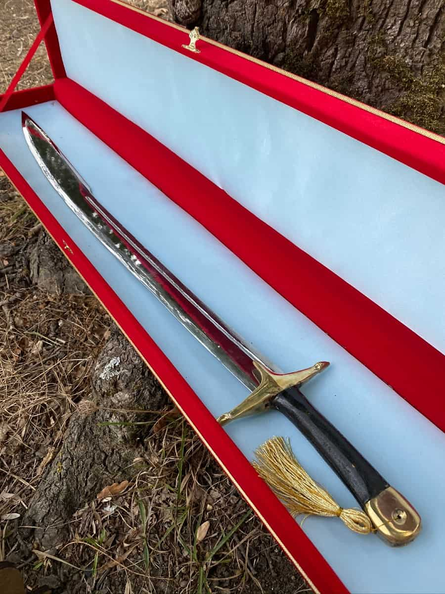 Resurrection Dirilis Ertugrul Sword 6 1 - Dirilis Ertugrul Sword With Fuller