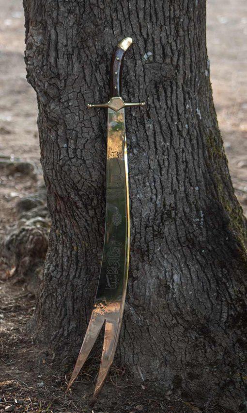 ali ibn abi talib hazrat ali sword 510x850 - Dhulfiqar Sword