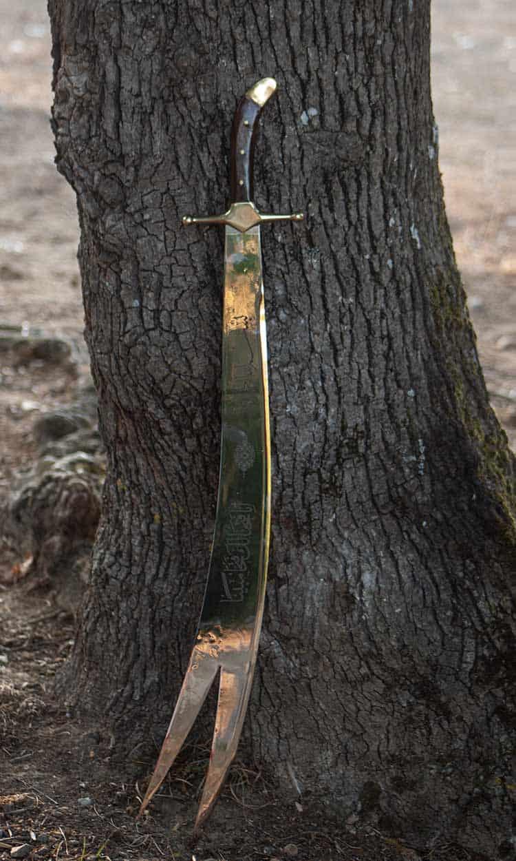 ali ibn abi talib hazrat ali sword - Dhulfiqar Sword