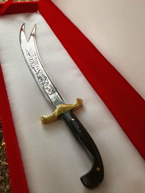 Miniature Zulfikar Sword 2 1 510x680 - Miniature Zulfikar Sword