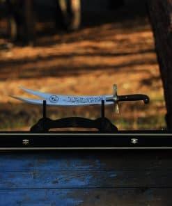 miniature zulfikar sword 1 247x296 - Miniature Zulfikar Sword