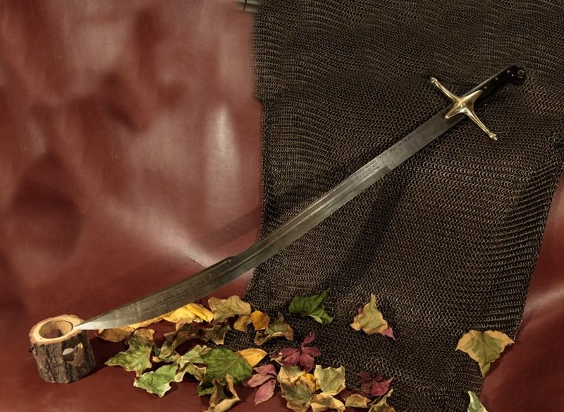 Damascus Steel Swords Hand Forged 1 - Damascus Steel Swords Hand Forged