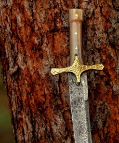 Damascus Steel Swords Hand Forged