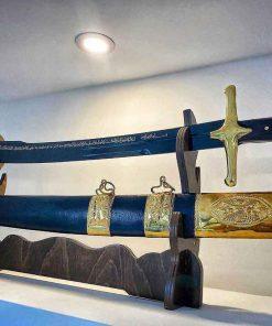 Mehmet The Conqueror Aged Replica Sword Battle Ready 1 1 247x296 - Mehmet The Conqueror Aged Replica Sword Battle Ready