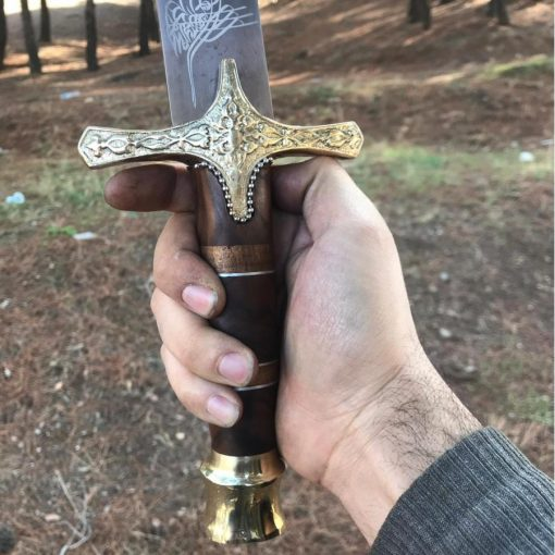 Mehmet The Conqueror Aged Replica Sword Battle Ready 3 510x510 - Mehmet The Conqueror Aged Replica Sword Battle Ready
