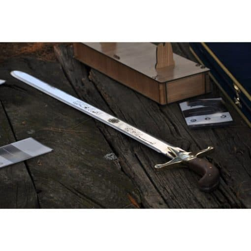 Prophet Muhammad Pbuh Replica Sword online buy shopping muslim kilij 2 510x510 - Prophet Muhammad (Pbuh) Replica Sword