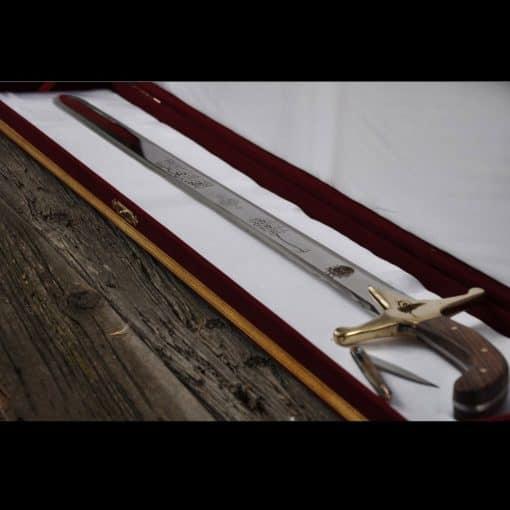 Prophet Muhammad Pbuh Replica Sword online buy shopping muslim kilij 4 510x510 - Prophet Muhammad (Pbuh) Replica Sword