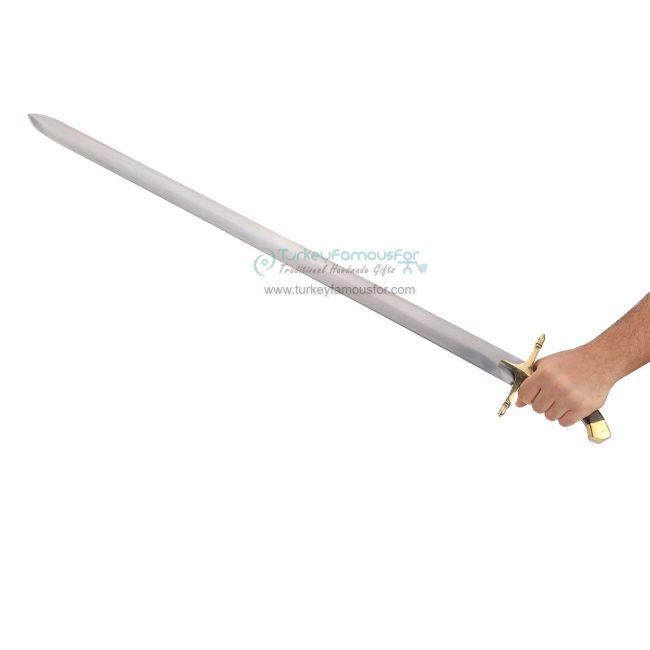 Prophet Muhammad Sword Replica 5 650x650 - Prophet Muhammad (Pbuh) Replica Sword