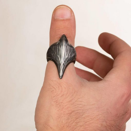 Resurrection Ertuğrul Series New Dirilis Armor Head Archer Ring