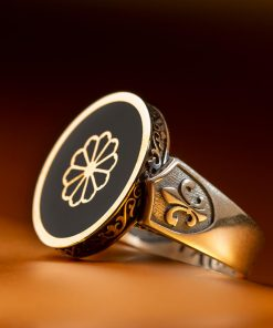 Payitaht Abdulhamid Series Rothschild Ring