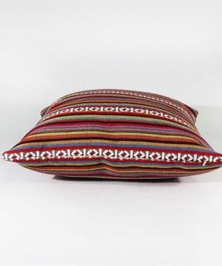 Thin Stripe Rug Pillow Turkish Kilims Pillows Case