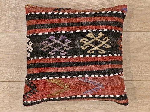 Turkish Corner Kilim Pillow