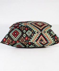 Turkish Kilims Pillows Case Diamond Line Patterned Pillow