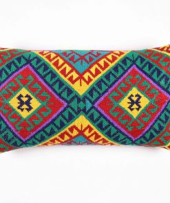 kilim bench cushion