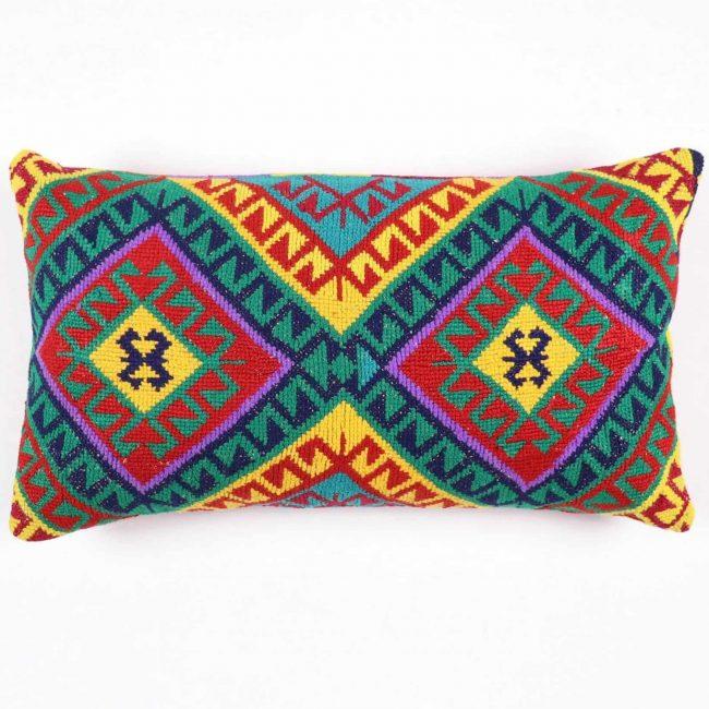 kilim bench cushion