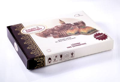 baklava price
