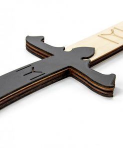 Wooden Sword For Kids