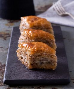 baklava origin 247x296 - 20 Suggestions For a Healthy Ramadan