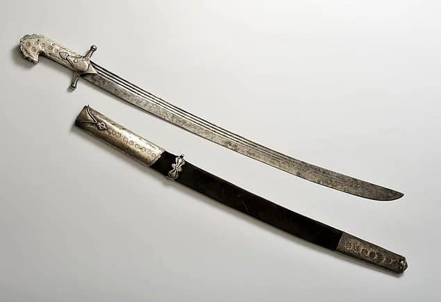 karabela sword - Ottoman Turkish Swords