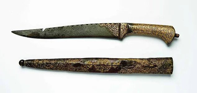 ottoman turkish dagger - Ottoman Turkish Swords