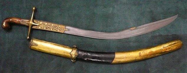pala ottoman kilij sword - Ottoman Turkish Swords