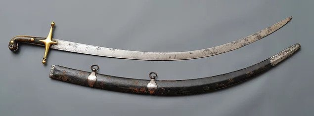 turkish sword mamluk - Ottoman Turkish Swords
