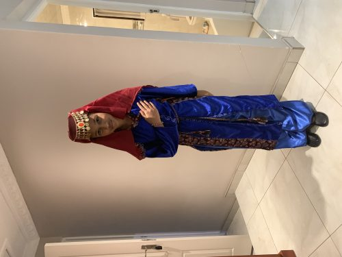 Halime Sultan Children's Costume For Girls photo review