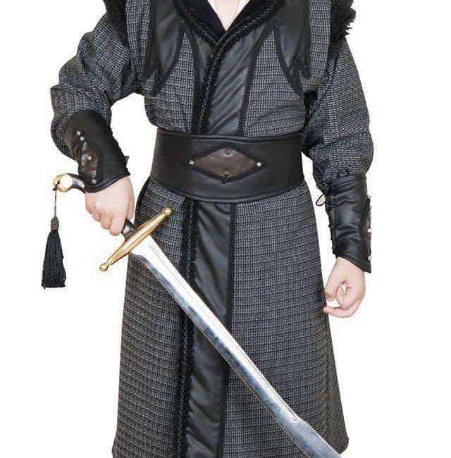 Ertugrul Alp Costume For Kids