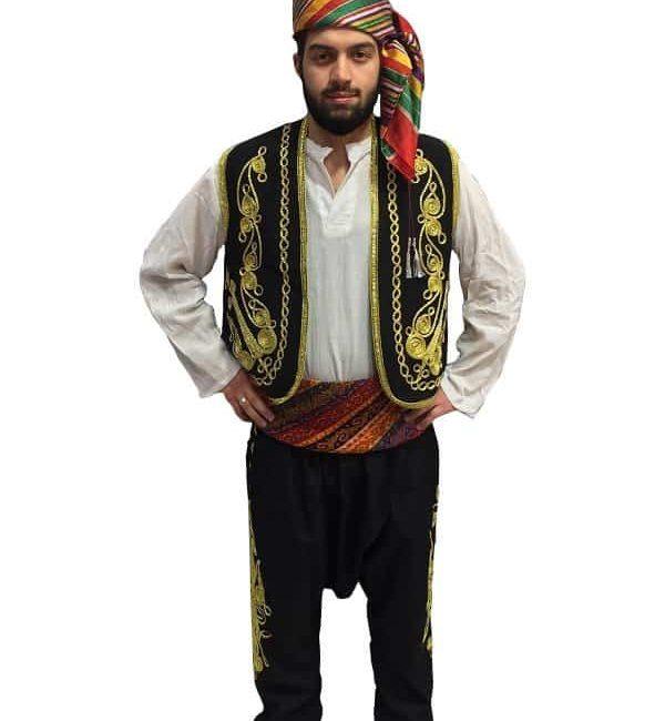 ottoman mens costume