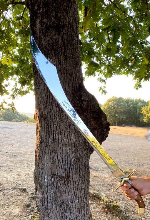 Buy Sinbad Sicimtar Kilij Sword 1 1 510x747 - Sinbad Scimitar Sword