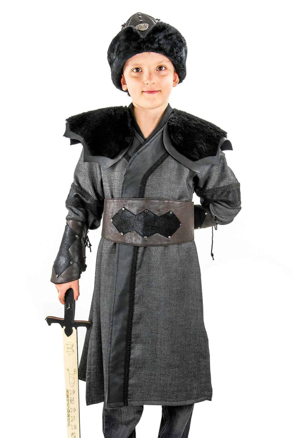 Resurrection Ertugrul Costume Alp Outfit For Children DC 106 04 950x1419 - Ertugrul Costume Alp Outfit For Children