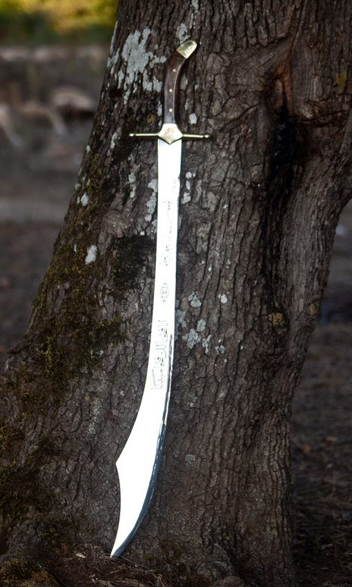 Turkish Sicimtar Kilij Online Swords Shop 3 510x850 - Sinbad Scimitar Sword