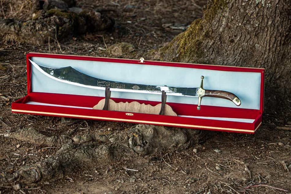 Turkish Sicimtar Kilij Online Swords Shop 4 950x634 - Sinbad Scimitar Sword