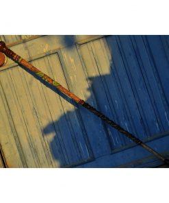 Sword walking stick