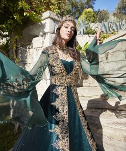 Ottoman princess dress