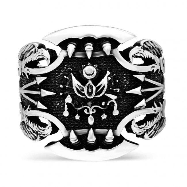 ottoman tughra ring