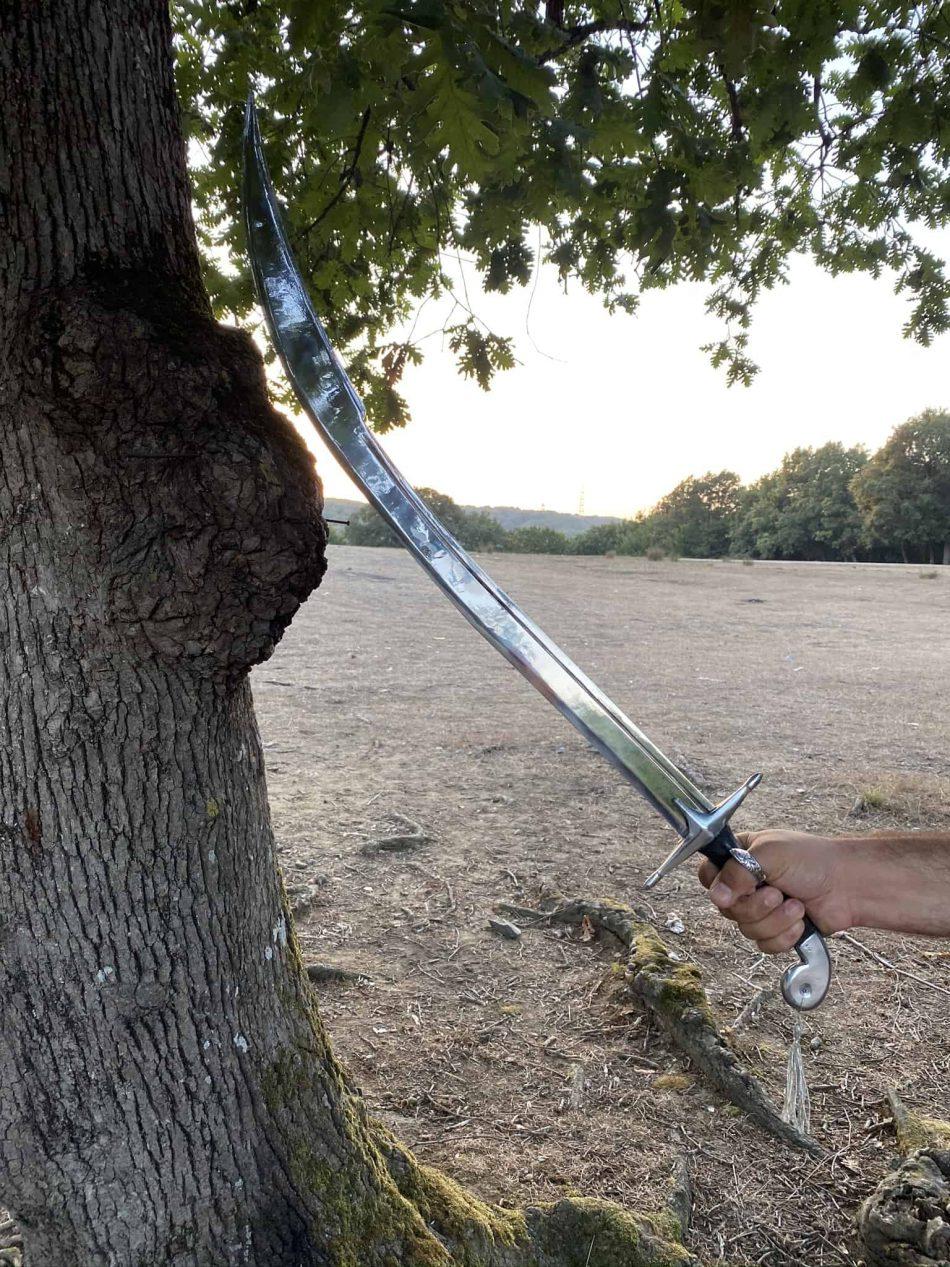Buy Curved Sword