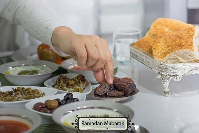 20 Suggestions For a Healthy Ramadan 1 - 20 Suggestions For a Healthy Ramadan