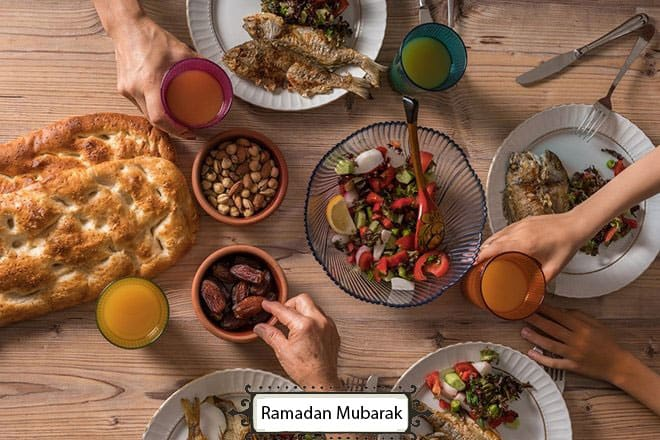 20 Suggestions For a Healthy Ramadan 10 - 20 Suggestions For a Healthy Ramadan