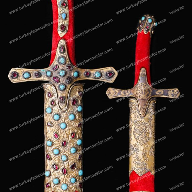 islamic sword replica Khalid-Bin-Al-Waleed-Sword-Replica