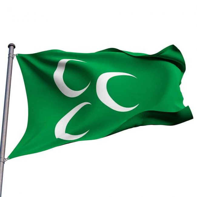 buy old ottoman flag