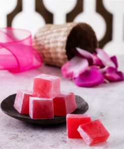 rose water turkish delight